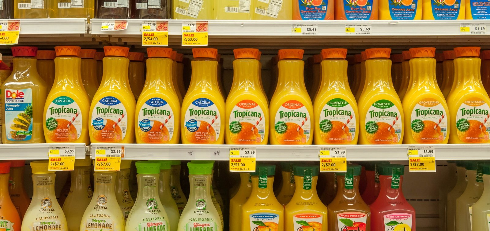 Orange juice sales get sweeter as consumers look for immunity boost