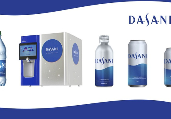 Dasani's packaging gets a sustainability upgrade