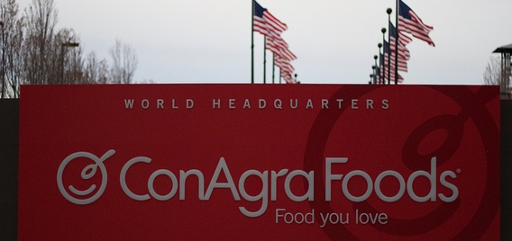 ConAgra sign