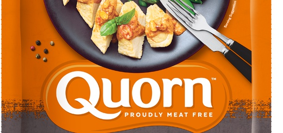 Quorn fillets