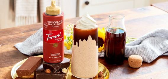 hazelnut flavor applications
