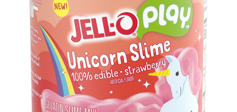 It's slime time: Jell-O Play introduces edible ooze