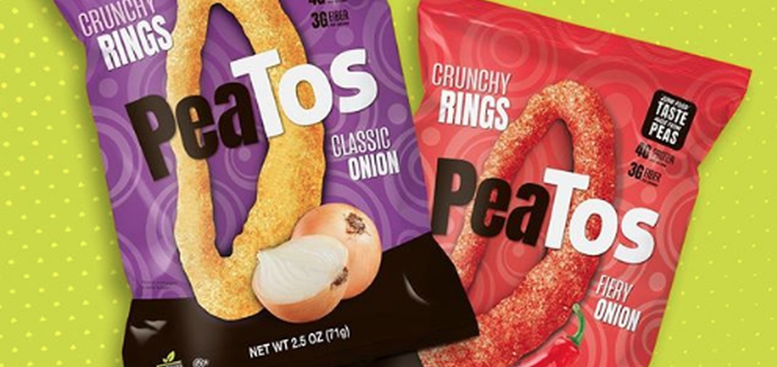Peatos challenges snack giant Frito-Lay with its direct-to-consumer site