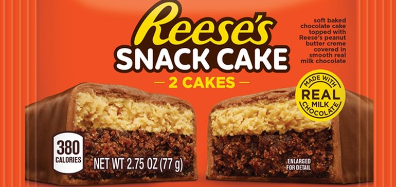 Leftovers: Reese's serves cake for breakfast; Jones Soda tries to get out the vote
