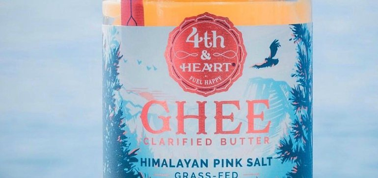 Ghee startup 4th & Heart raises $7.6M to expand distribution