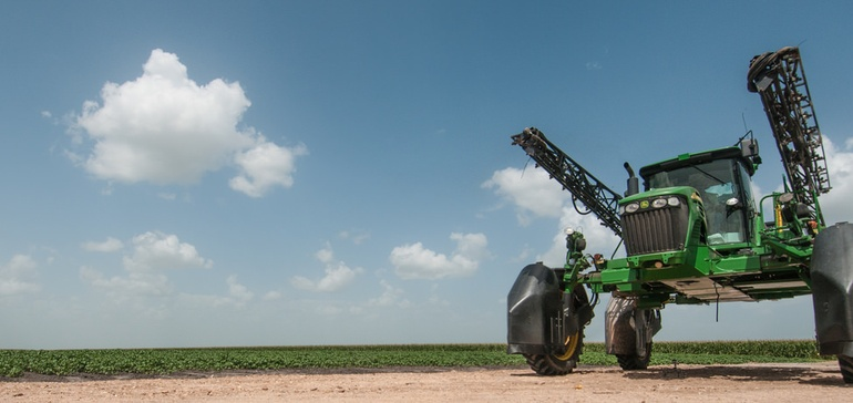 All grown up? Farming looks to a future with automatic harvesting.