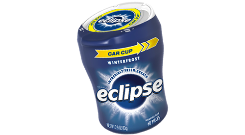 eclipse gum premium packaging