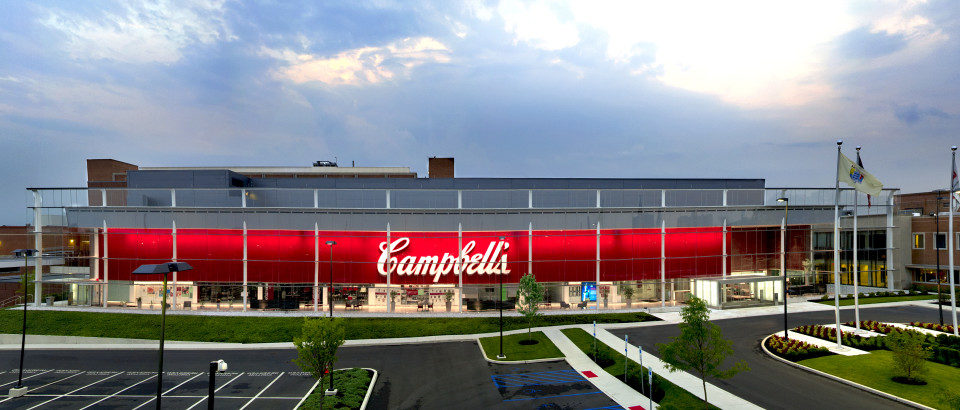 Campbell factory