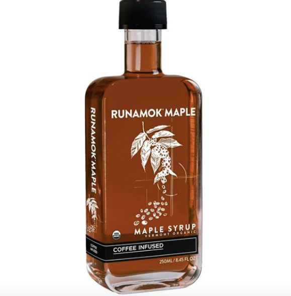 Runamok Maple coffee infused syrup