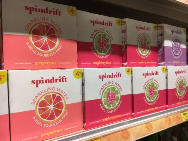 Spindrift CEO on quenching consumer thirst for sparkling water and real ingredients