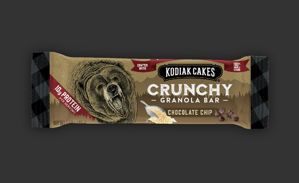 Leftovers: Halo Top pops into a new frozen treat; Kodiak Cakes puts its stamp on granola bars