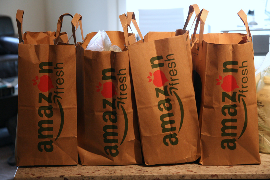 Amazon Robots to Transform Whole Foods Market Warehouses