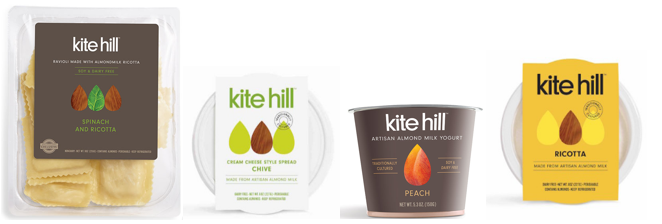 Kite Hill products